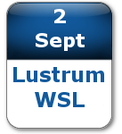2 september Lustrum WLS 65 jaar!